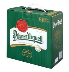 Pilsner Urquell, multipack 8x0,5l