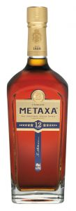 Metaxa 12 40% 0,7l kazeta